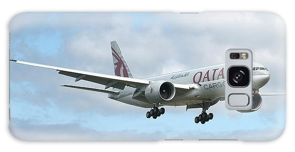 Qatar 777 Galaxy Case
