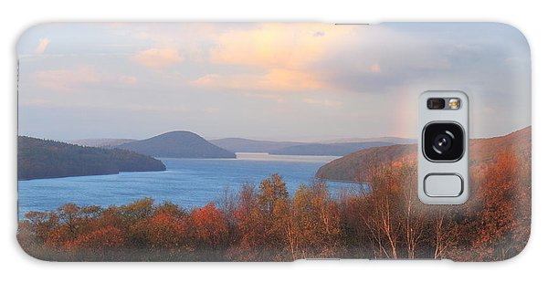 Quabbin Reservoir Enfield Lookout Late Foliage Rainbow Galaxy Case
