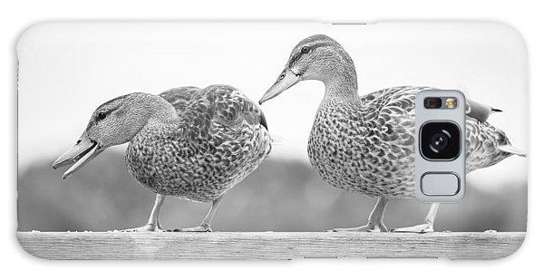 Quack Quack Galaxy Case