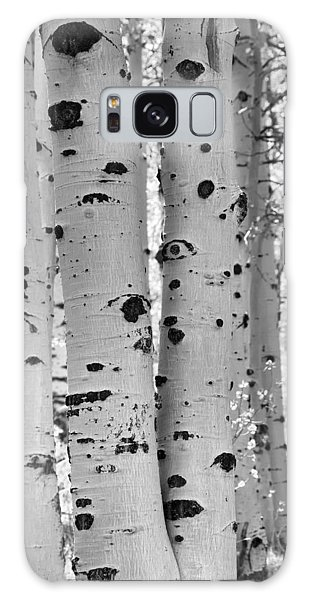 Quaking Aspen Zion National Park Galaxy Case