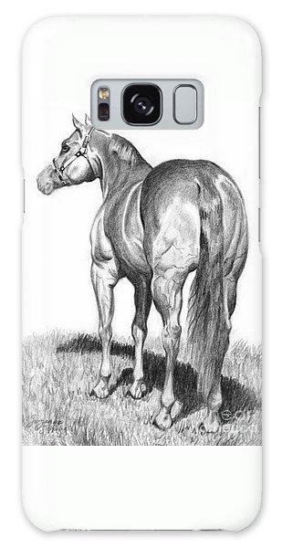 Quarter Horse Assets Galaxy Case