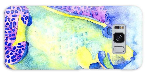 Queen Angelfish Galaxy Case