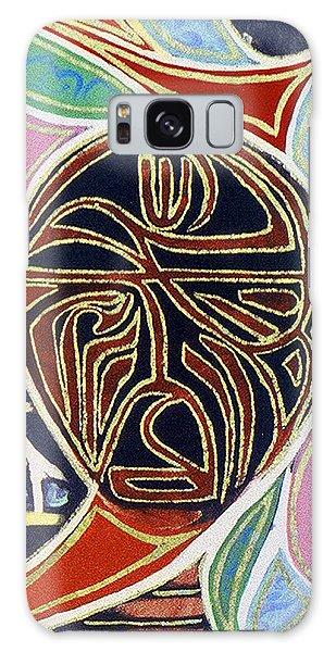 Queen Galaxy Case by Carolyn Goodridge