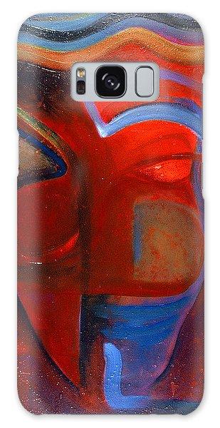 Queen II Galaxy Case by Carolyn Goodridge