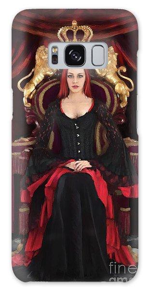 Queen Jess Galaxy Case