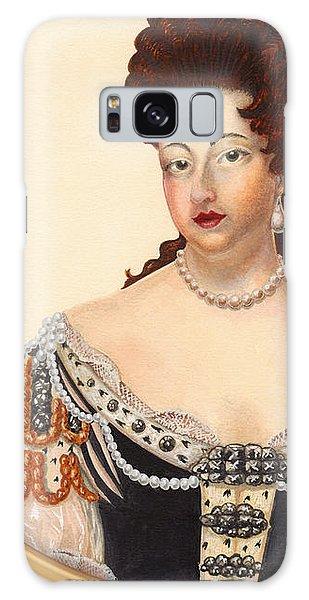 Queen Mary  Galaxy Case