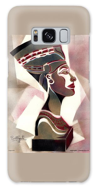 Queen Nefertiti Galaxy Case