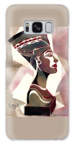 Queen Nefertiti Galaxy Case