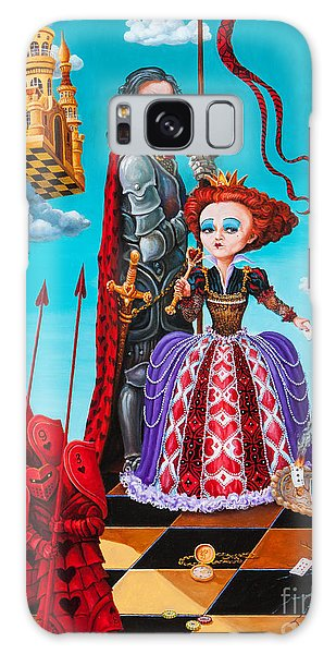 Queen Of Hearts. Part 1 Galaxy Case