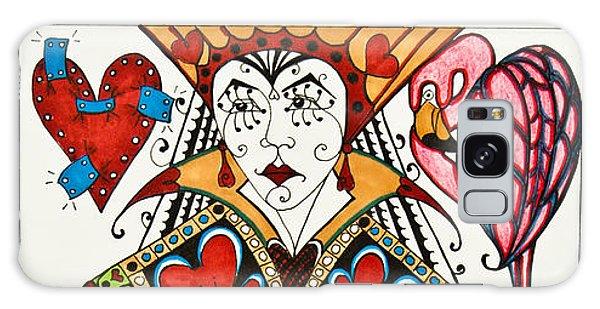 Queen Of Hearts - Wip Galaxy Case