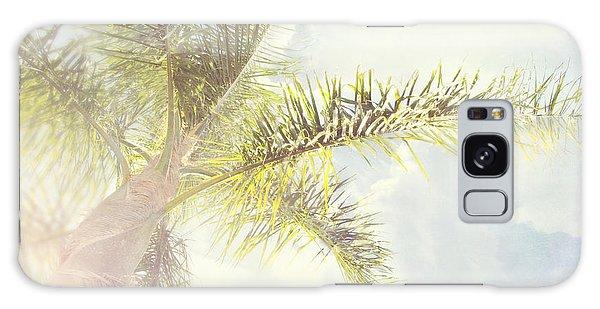 Queen Palm Galaxy Case