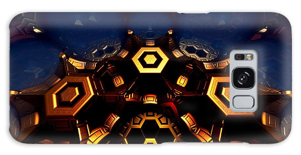 Queen's Chamber Galaxy Case