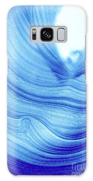 Query Blue 2 Galaxy Case