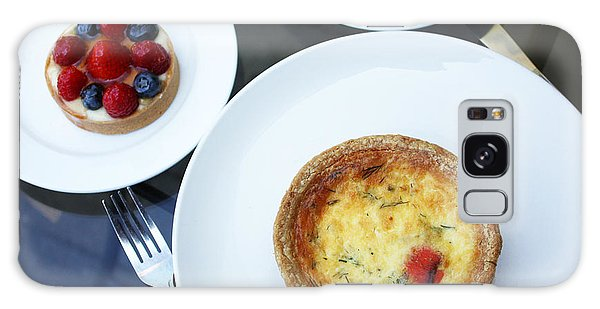 Quiche And Tart Galaxy Case