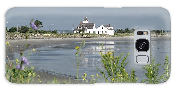 Quiet Beach Nahant Galaxy Case
