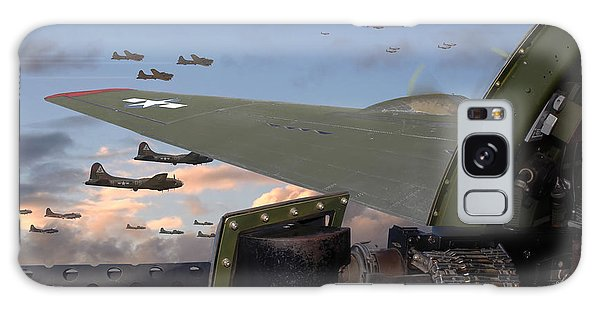 Ww2 Galaxy Case - Quiet Before The Storm by Pat Speirs