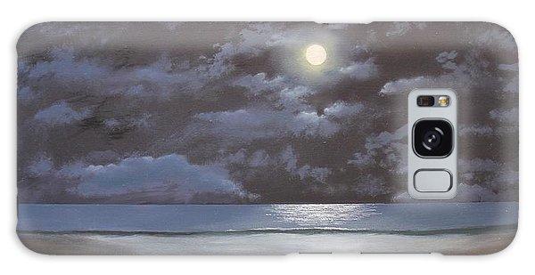 Quiet Moon Galaxy Case by Ken Ahlering