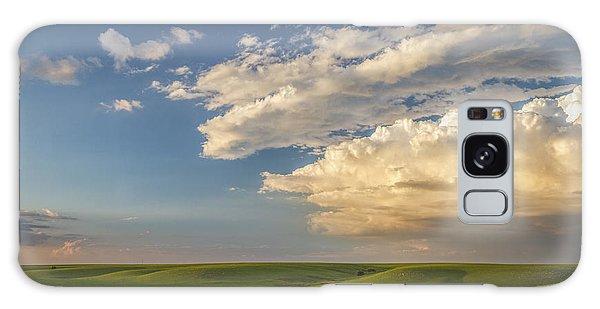 Quiet On The Prairie Galaxy Case