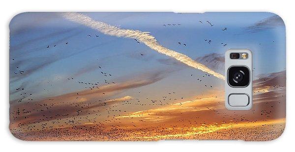 Quivira Sunset 2 Galaxy Case