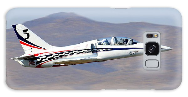 R2d2 Flies At The Reno Air Races Galaxy Case