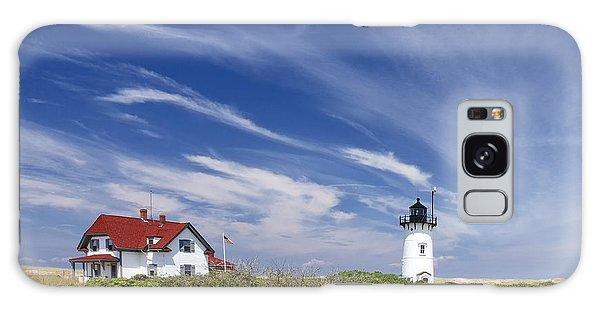 Race Point Light Galaxy Case by Bill Wakeley