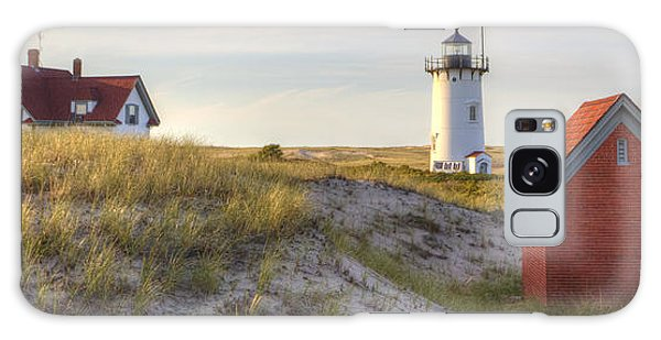 Race Point Lighthouse Galaxy Case