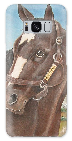 Rachel Alexandra At Stonestreet Farms Galaxy Case