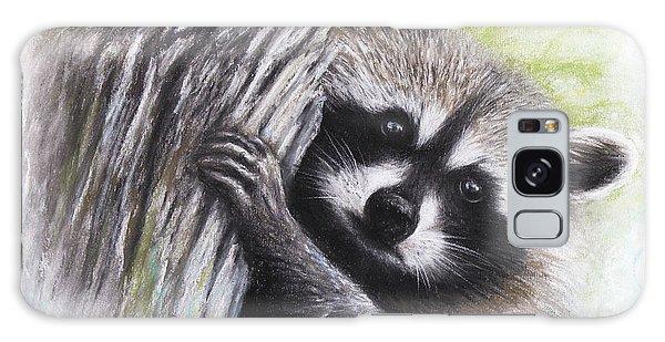 Raccoon  Galaxy Case