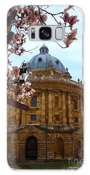 Radcliffe Camera Bodleian Library Oxford  Galaxy Case by Terri Waters
