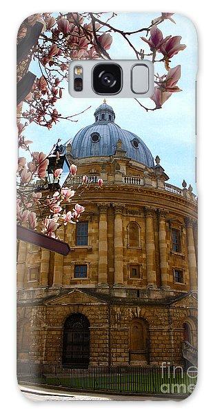 Radcliffe Camera Bodleian Library Oxford  Galaxy Case