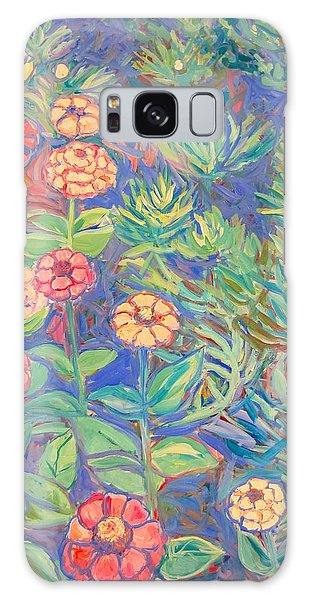Radford Library Butterfly Garden Galaxy Case by Kendall Kessler