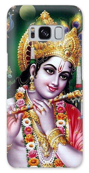 Radha Krishna Idol Hinduism Religion Religious Spiritual Yoga Meditation Deco Navinjoshi  Rights Man Galaxy Case