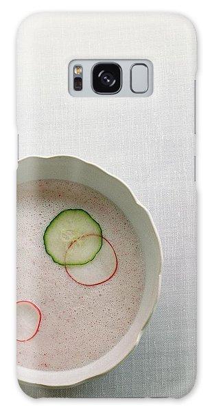 Radish Buttermilk Soup Galaxy Case