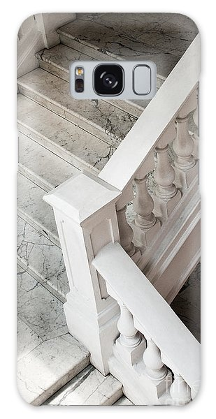 Raffle's Hotel Marble Staircase Galaxy Case