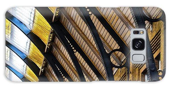Rafters At London Kings Cross Galaxy Case