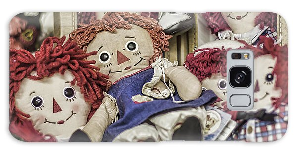 Raggedy Ann And Andy Galaxy Case