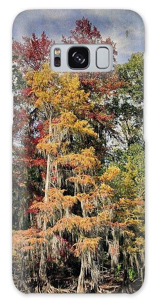 Raggedy Bayou Galaxy Case by Lana Trussell
