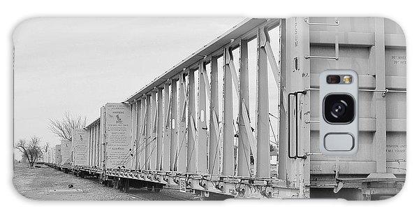 Rail Cars Galaxy Case