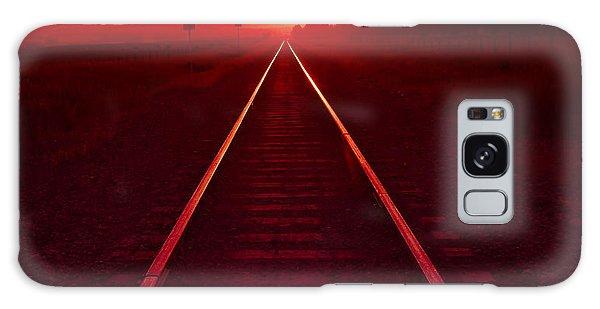 Rails To The Sun Galaxy Case