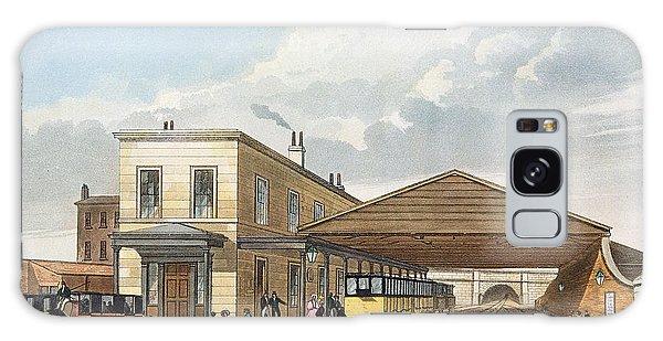 Trains Galaxy Case - Railway Office, Liverpool, Plate 8 by Thomas Talbot Bury
