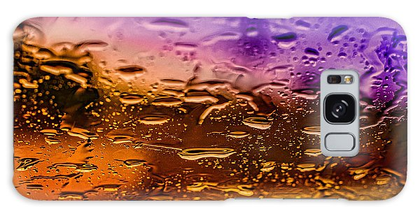 Rain On Windshield Galaxy Case