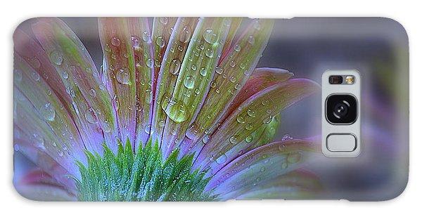 Rain Petals Galaxy Case