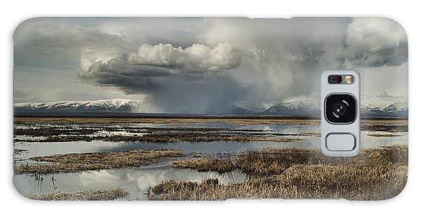 Rain Storm Galaxy Case