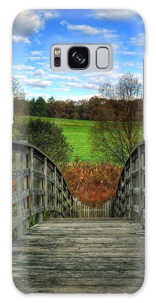 Rainbow Bridge Brasstown Nc Galaxy Case