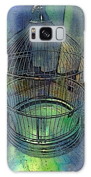 Patina Galaxy Case - Rainbow Caged by Pamela Smale Williams
