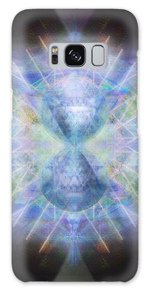 Rainbow Chalice Cell Isphere Matrix Galaxy Case