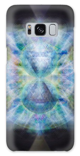 Rainbow Chalice Cell Isphere Matrix II Galaxy Case