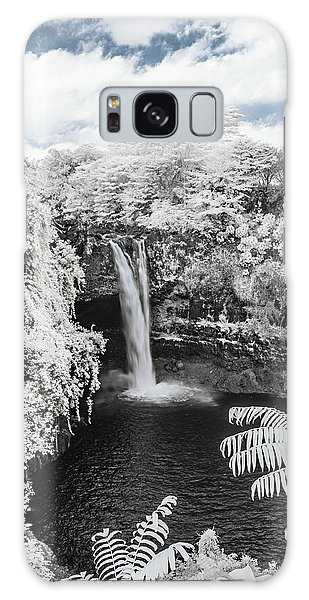 Rainbow Falls In Infrared 1 Galaxy Case