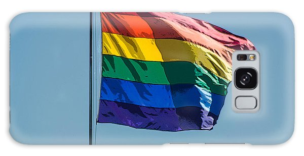 Rainbow Flag Galaxy Case