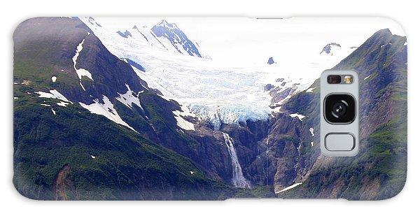 Rainbow Glacier Galaxy Case